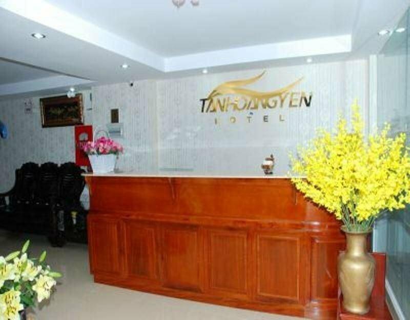 Tan Hoang Yen Phan Van Tri Hotel