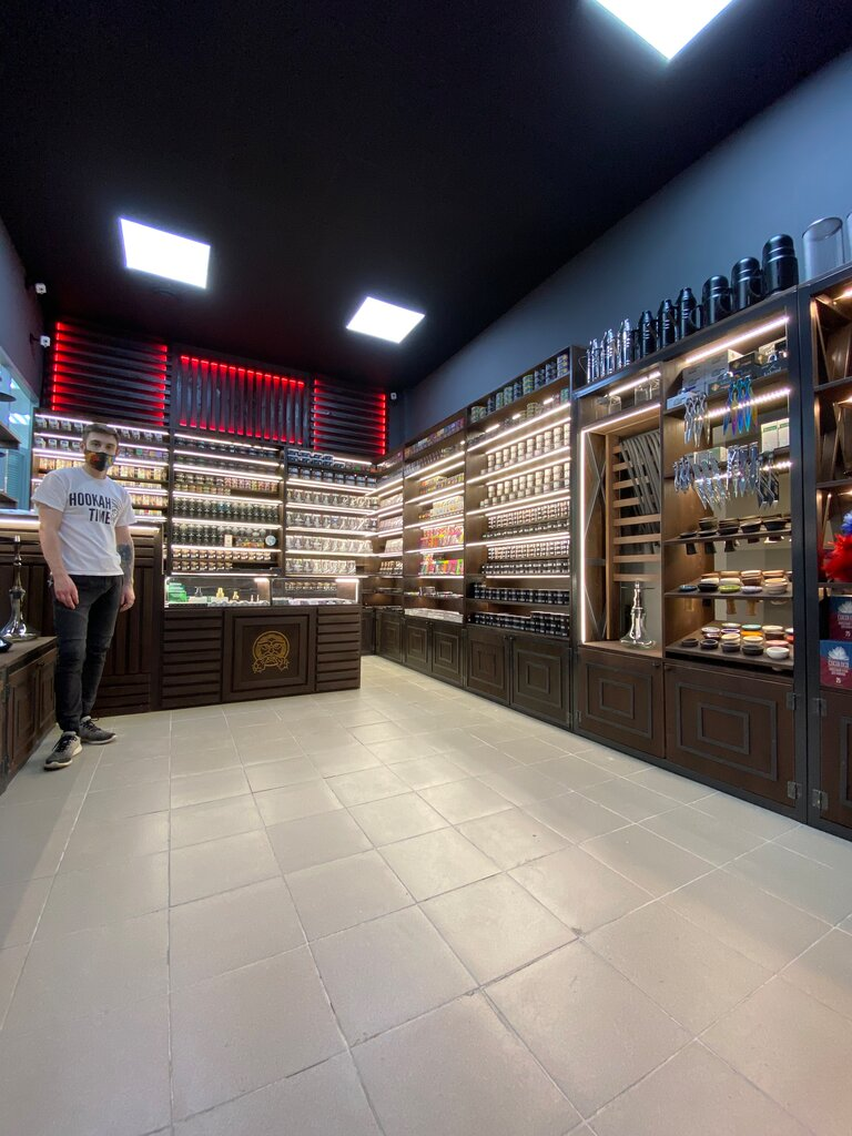 tobacco and smoking accessories shop — Hookah Time Shop — Shelkovo, photo 1