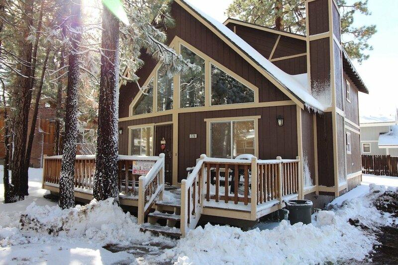 Ski and Tee Cabin