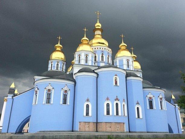 Дворец Украины