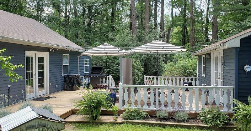 Paradise Pine Getaway Cabins