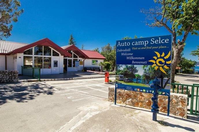 Mediteran kamp Mobile Homes in Camping Selce