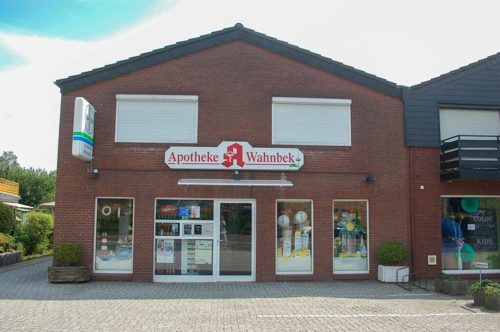pharmacy — Apotheke Wahnbek — Lower Saxony, photo 1