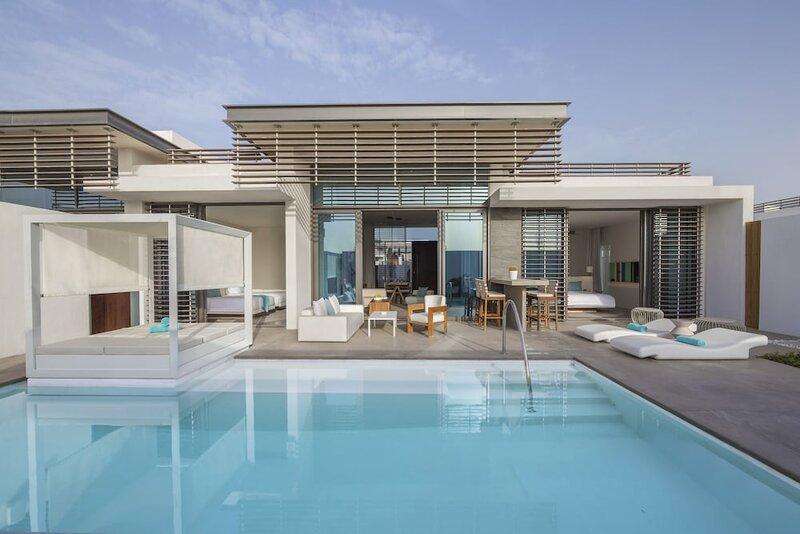 Виллы Nikki Beach Resort & SPA Dubai
