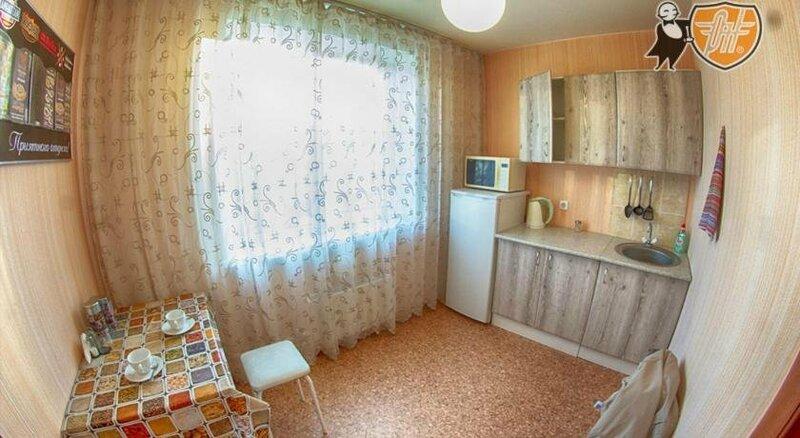 Apartment Stroiteley 90b Floor 8