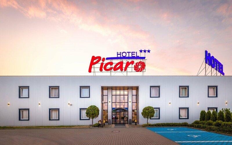 Hotel Picaro Żarska Wieś Północ