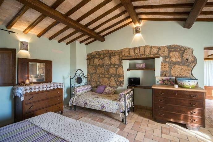Villa i Calanchi Di Civita