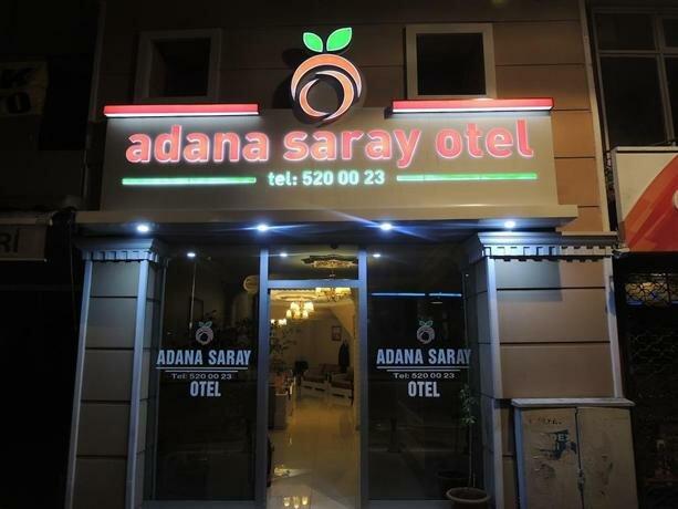 Отель Adana Saray