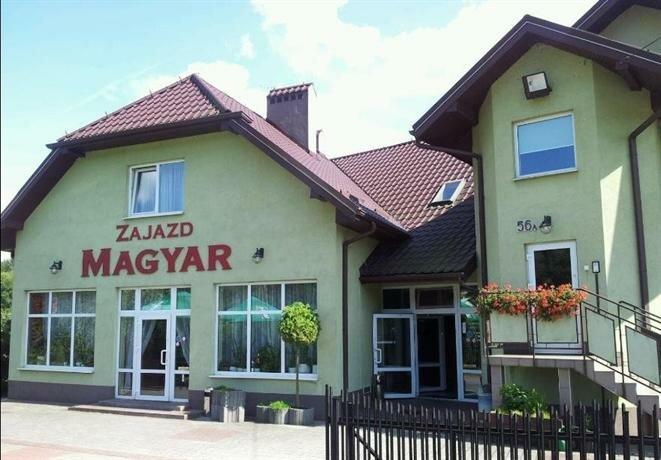 Zajazd Magyar