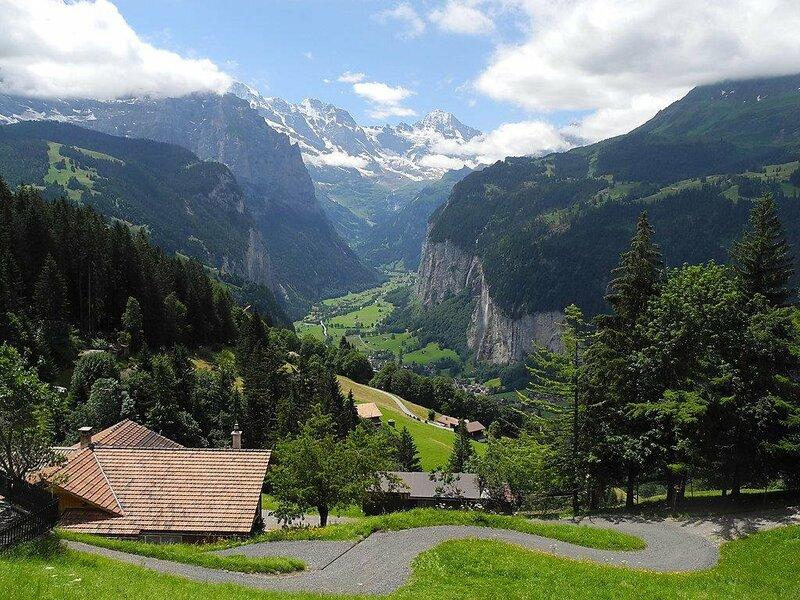 Jungfrau An Der Ledi - Inh 26718