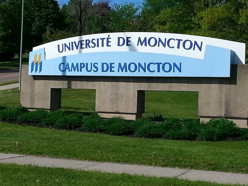 Backpacker College @ University of Moncton