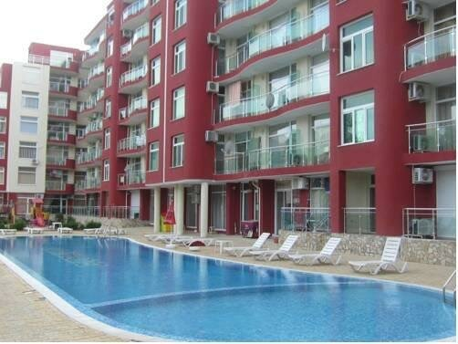 Global Ville Apartcomplex