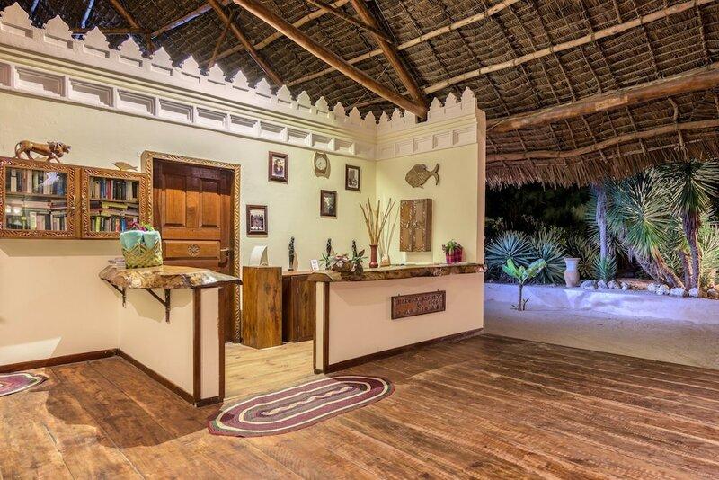 Hakuna Majiwe Beach Lodge