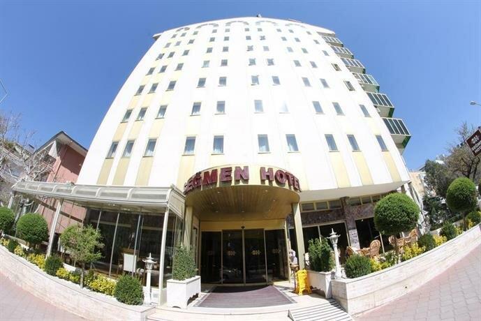 Segmen Hotel Ankara