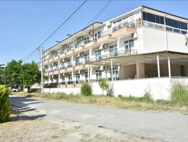Отель Ozden Apart