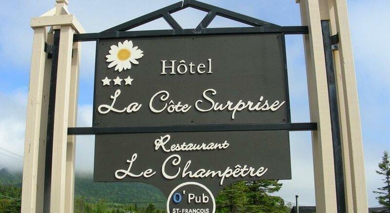Hôtel Motel La Côte Surprise