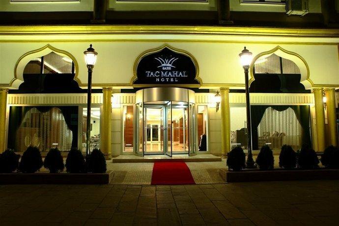 Sarr Tac Mahal Hotel