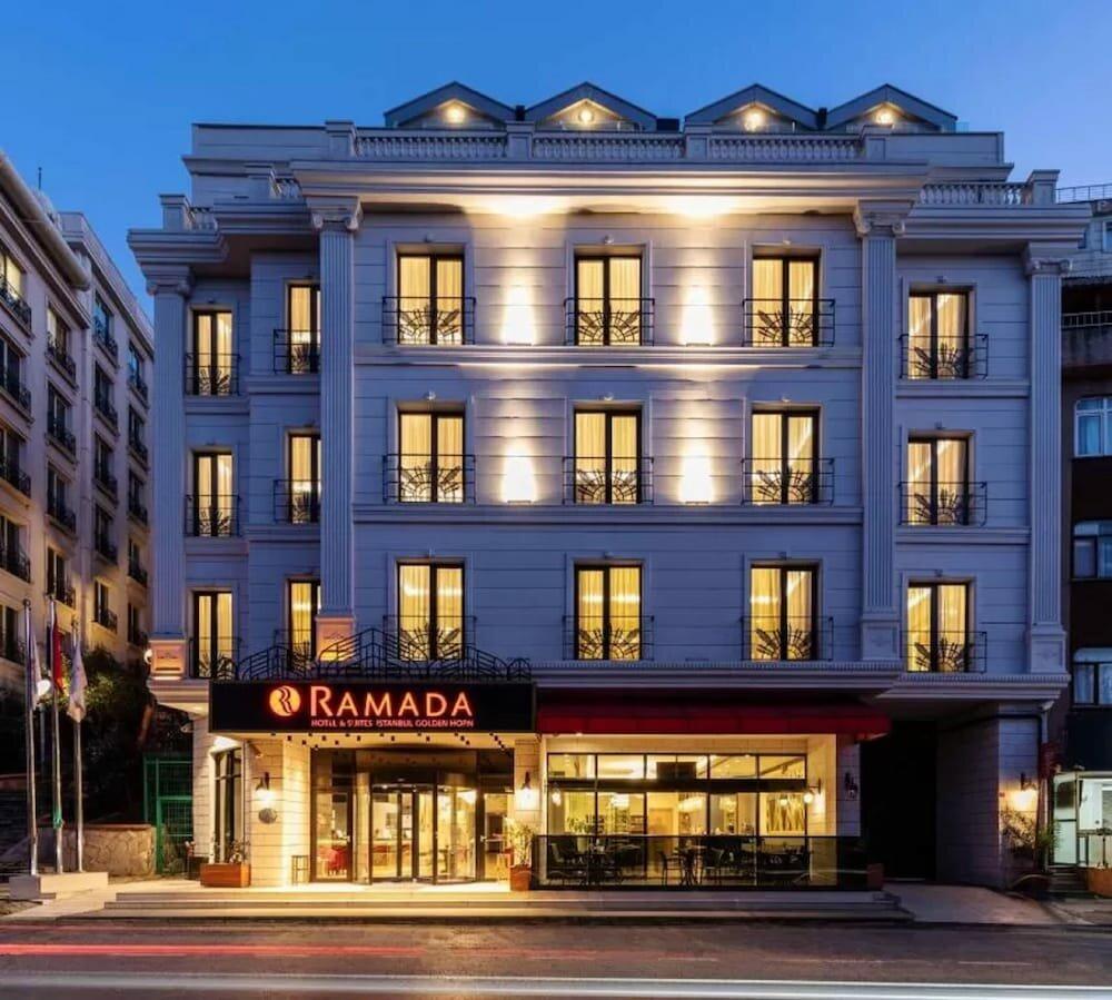 hotel — Ramada Hotel &Golden Horn — Beyoglu, photo 2