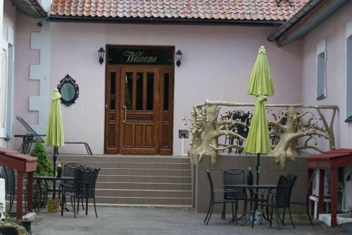 Гостиница Villa Meretare