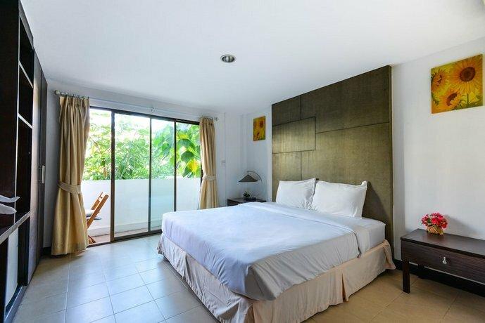 Отель Seahorse Phuket