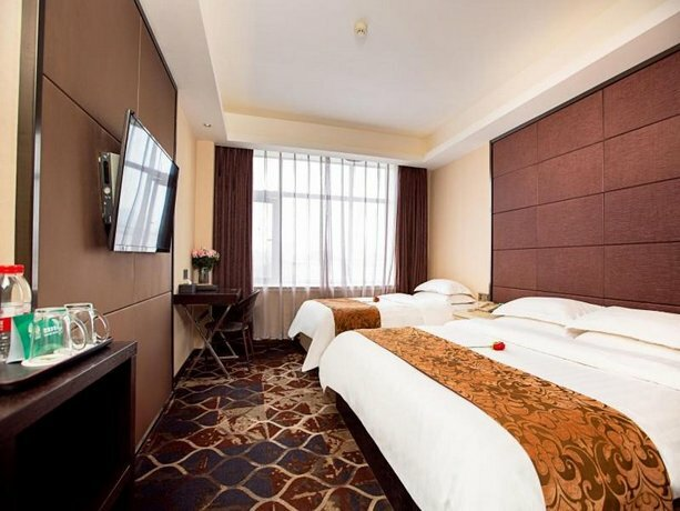 GreenTree Alliance Zhengzhou Guan City Huizu District Chengdong Road Hotel