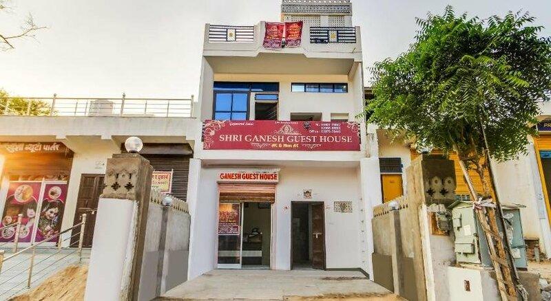Spot On 62490 Shri Ganesh Guest House