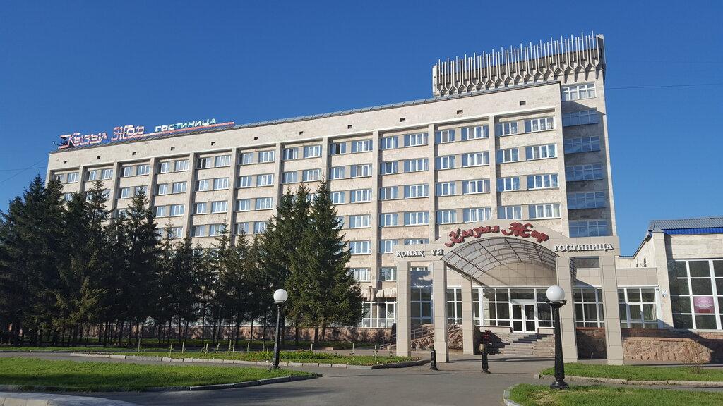гостиница — Кызыл Жар — Петропавловск, фото №1