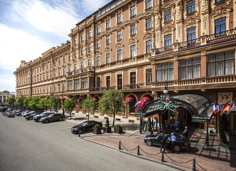 Гранд Отель Европа