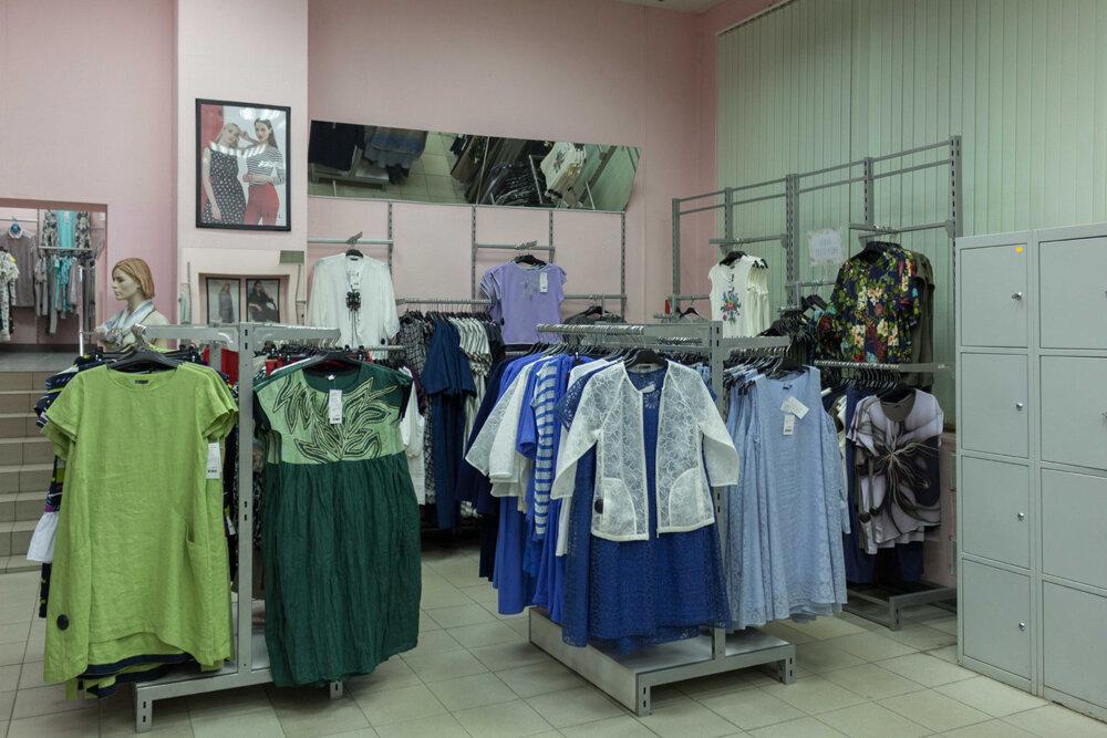 магазин одежды — Трикотаж — Санкт-Петербург, фото №7