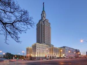 «Hilton Moscow Leningradskaya» фото 1