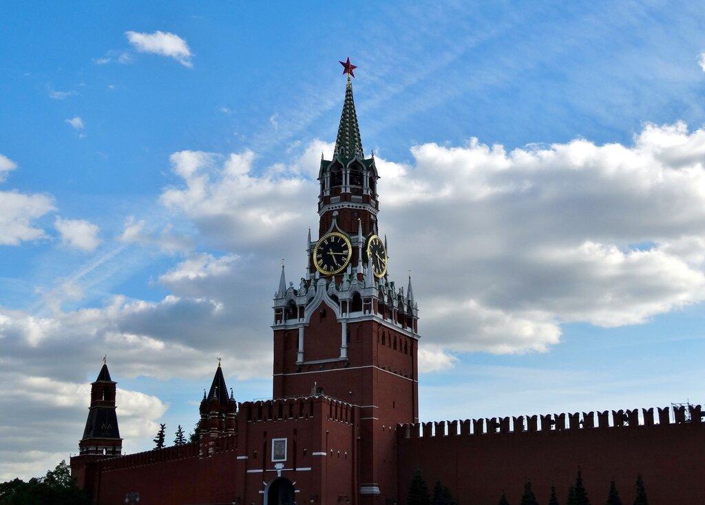 музей — Спасская башня — Москва, фото №1