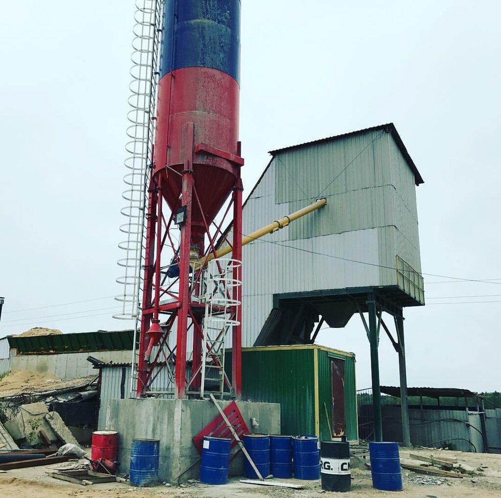 Бетон поселок куб бетона м400 цена с доставкой в москве