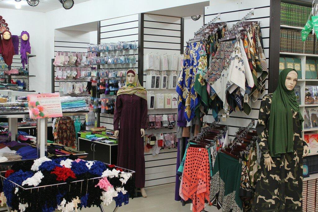 Магазин рисалат в махачкале женская одежда фото