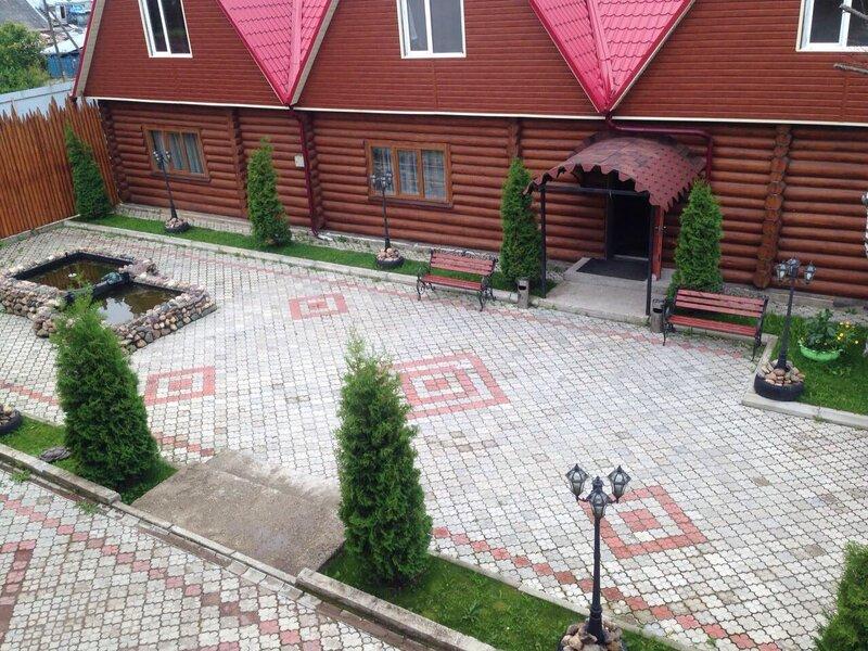 Фитнес-Парк-Отель