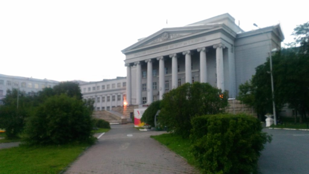 ранних лет здание упи екатеринбург фото что после