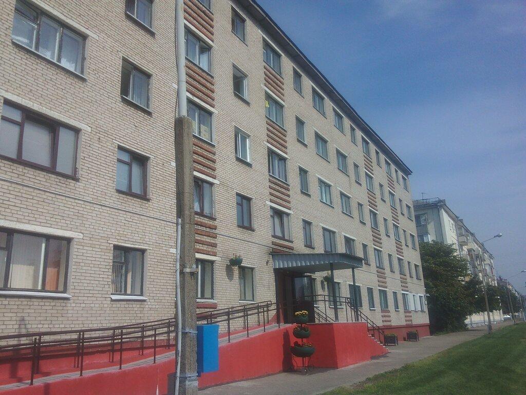 общежитие — Общежитие № 1 Минский завод колесных тягачей — Минск, фото №2