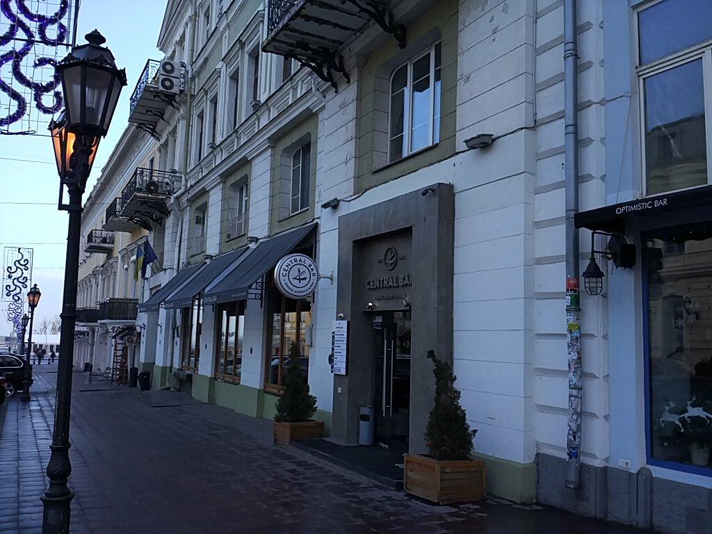 ресторан — Central Bar — Одесса, фото №6