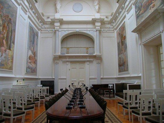 выставочный центр — Российская академия художеств — Москва, фото №6
