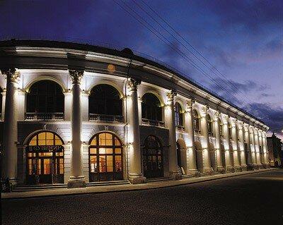 выставочный центр — Старый гостиный двор — Москва, фото №2