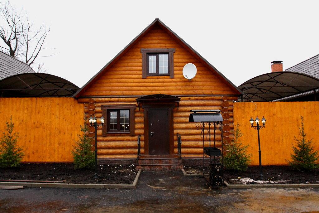 баня — Банный дворик — Подольск, фото №2