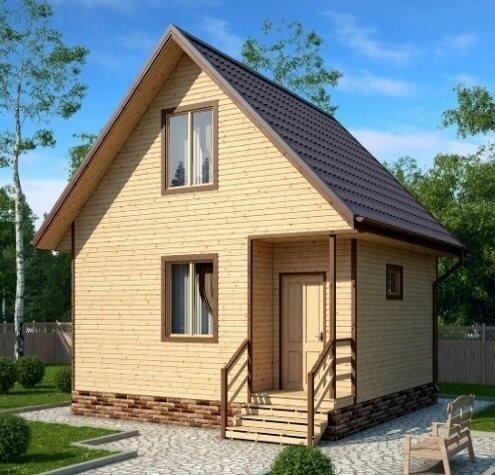 строительство дачных домов и коттеджей — Берест — Москва, фото №6