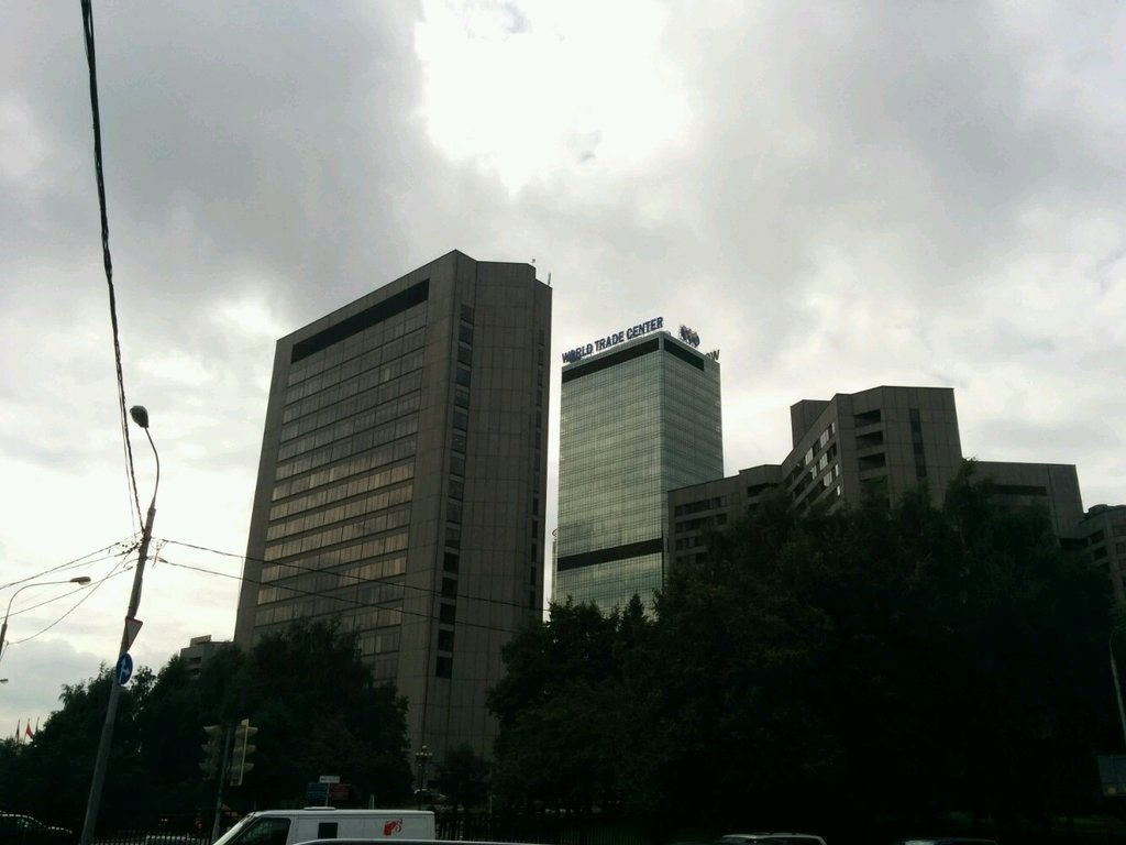 бизнес-центр — Центр международной торговли — Москва, фото №10