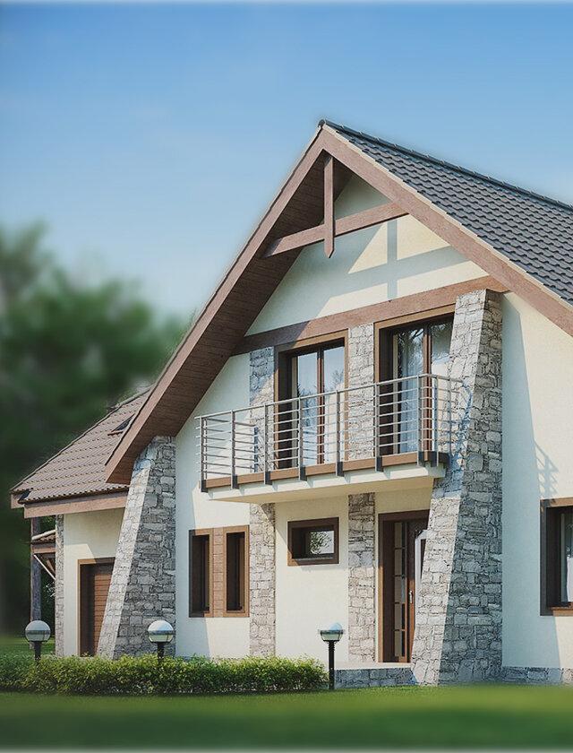 Альпийский коттедж купить недвижимость на кипре