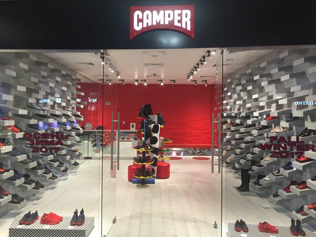 a2f20d496 Camper - магазин обуви, метро Чкаловская, Москва — отзывы и фото ...