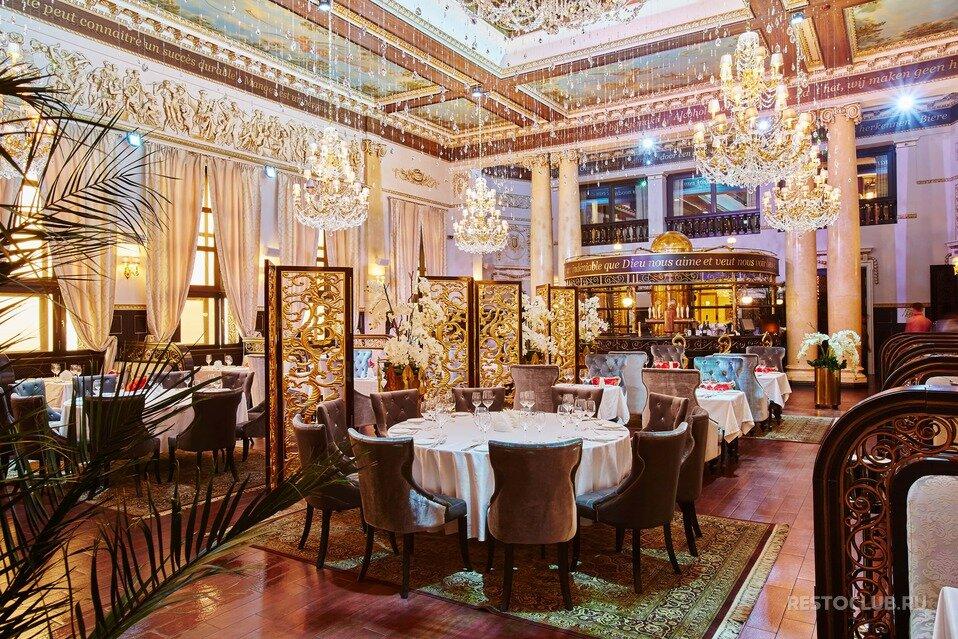 restaurant — Brasserie de metropole — Saint Petersburg, фото №8