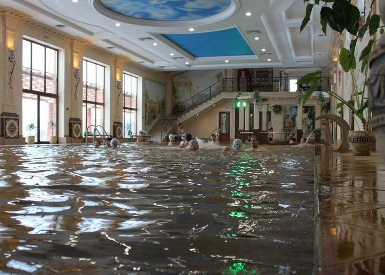 Гостиничный комплекс Жаворонок