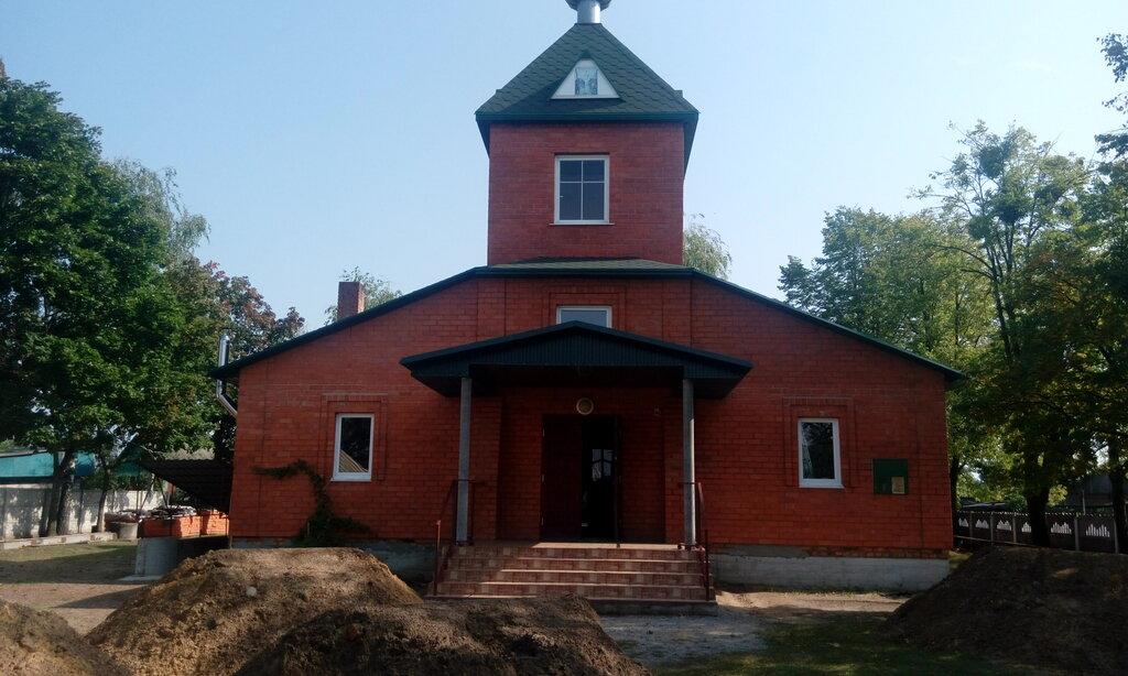православный храм — Церковь Успения Пресвятой Богородицы — Калинковичи, фото №1