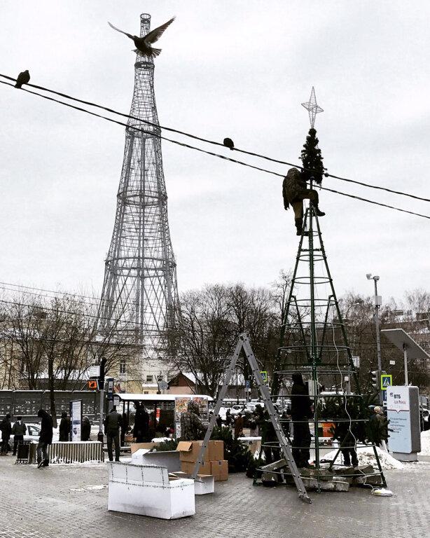 достопримечательность — Шуховская башня — Москва, фото №5