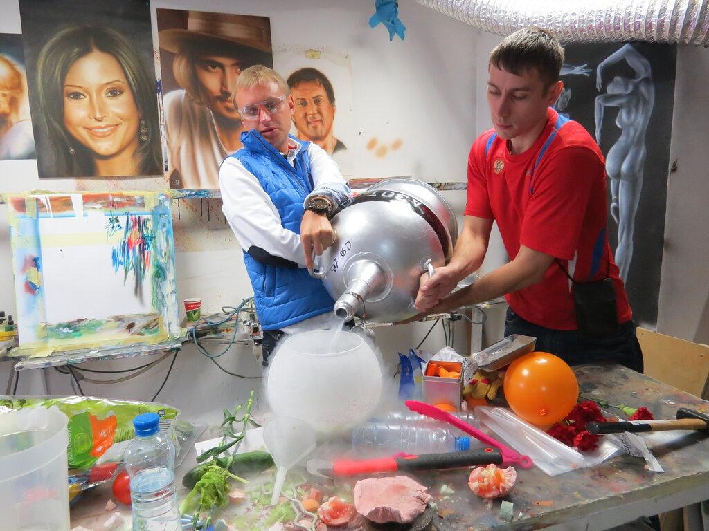 организация и проведение детских праздников — Простая Наука — Новосибирск, фото №3