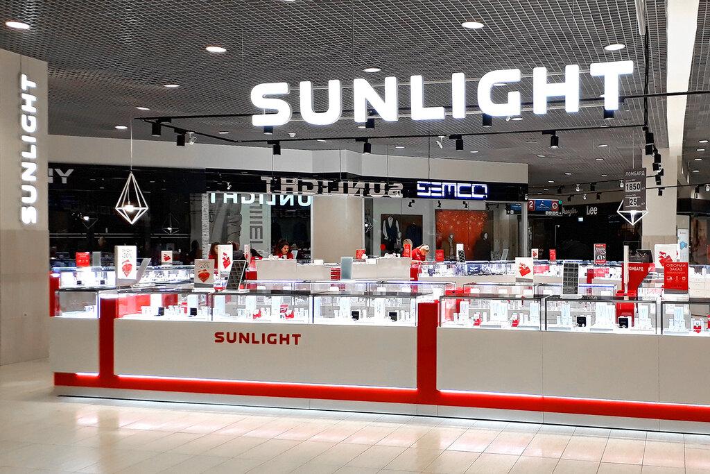 Sunlight Магазины Спб